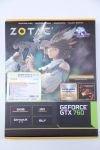 ZOTAC GeForce GTX760 2GB TwinCooler FF14 ファイナルファンタジー14認証モデル 日本正規代理店品 VD5191 ZTGTX760-2GD5FF14R04