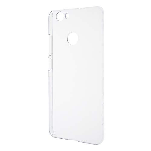 HUAWEI nova SIMフリー (楽天モバイル) シンプル クリアケース 透明ハードタイプ ポリカーボネート製