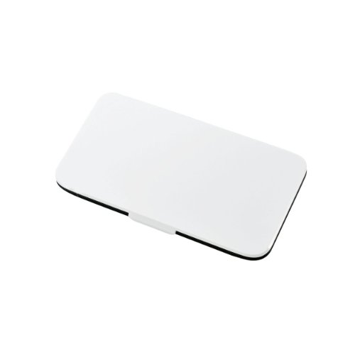 ELECOM コンパクトBluetoothキーボード iPhone5/4S/4用 英字配列 ホワイト TK-FBP029EWH