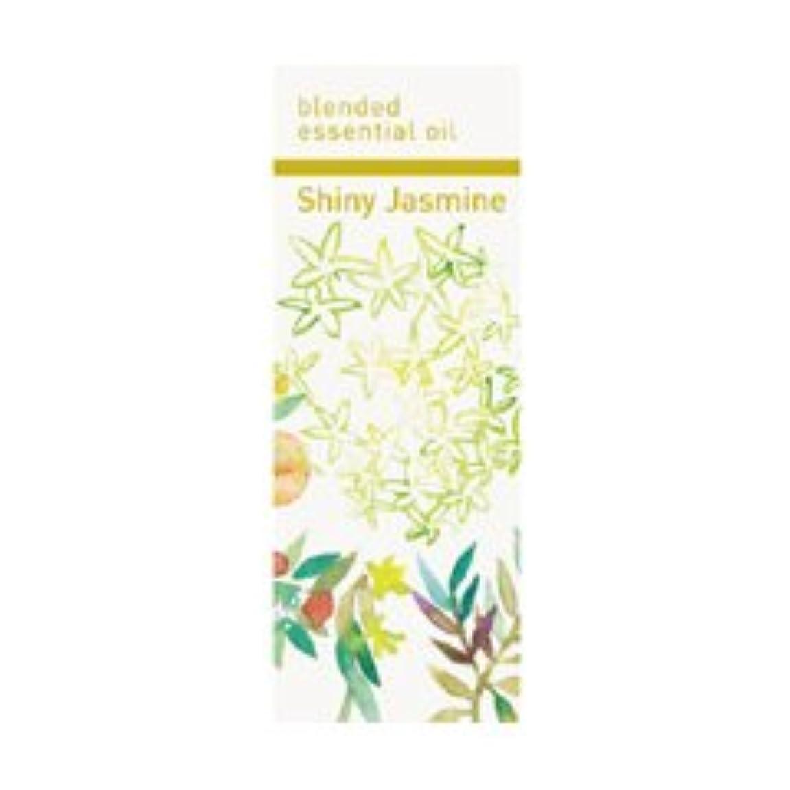 浸した顔料シールド生活の木 ブレンドエッセンシャルオイル シャイニージャスミン [30ml] エッセンシャルオイル/精油