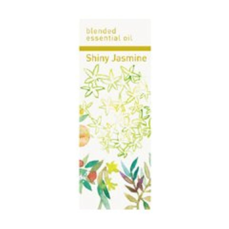 できない混合した恥生活の木 ブレンドエッセンシャルオイル シャイニージャスミン [30ml] エッセンシャルオイル/精油