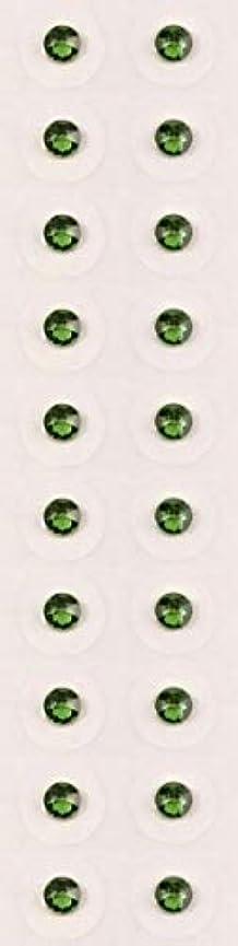 提出する破滅的な仕える【ファーングリーン/ss12/セラミック粒】耳つぼジュエリー20粒【全50色】