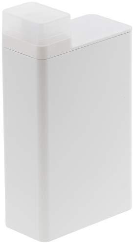 RoomClip商品情報 - 山崎実業(Yamazaki) 詰め替え用ランドリーボトル ホワイト 約W5.5XD11XH20cm タワー 洗剤 詰め替えボトル 3587