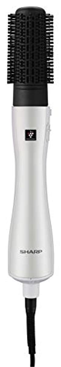 ラフト西サミュエルシャープ カールドライヤー プラズマクラスター搭載 ホワイト IB-CB58-W