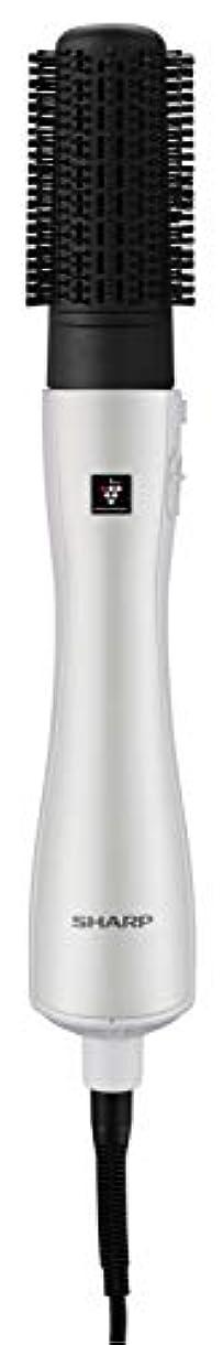 志すバッテリー盗難シャープ カールドライヤー プラズマクラスター搭載 ホワイト IB-CB58-W