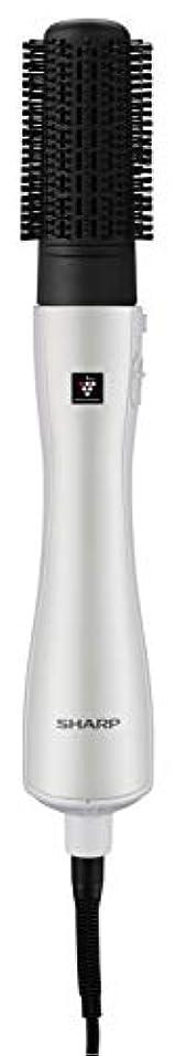 ロビー人差し指簡略化するシャープ カールドライヤー プラズマクラスター搭載 ホワイト IB-CB58-W