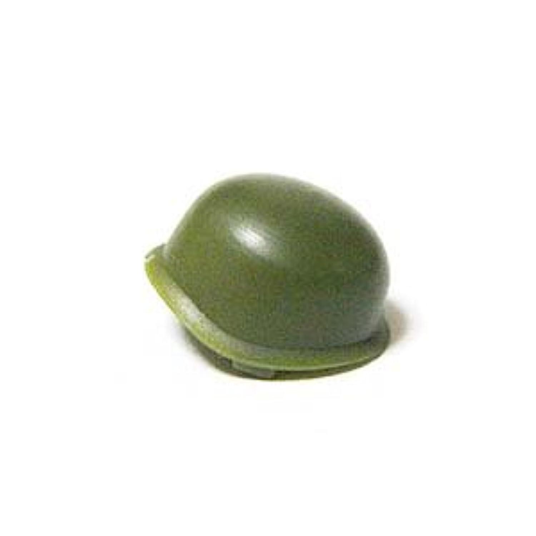 LEGOカスタム品 アーミー 装備品 武器 Tank Green US M-1 Army Helmet 【並行輸入品】