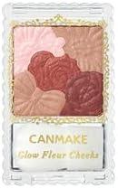Canmake Grow Fleur Teak 10 Terracotta Fleur 0.2 oz (6.1 g)
