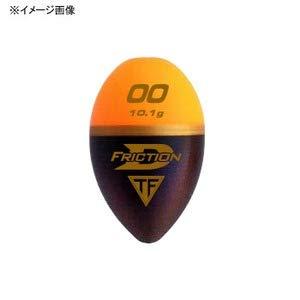 釣研 フリクションD オレンジ G2