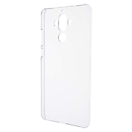 HUAWEI Mate 9 SIMフリー (楽天モバイル) シンプル クリアケース 透明ハードタイプ ポリカーボネート製