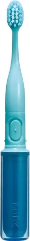 うぬぼれ考古学的な役職ラドンナ 携帯音波振動歯ブラシ mix (ミックス) MIX-ET ブルー