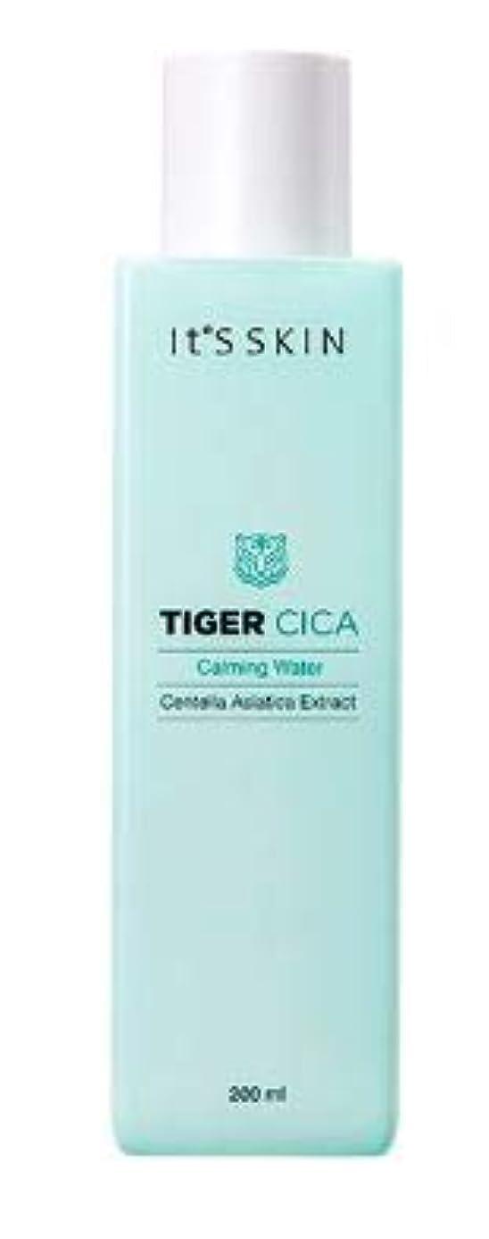 子供達ターミナル目的TIGER CICA CALMING WATER /[イッツスキン] タイガーシカ カーミングウォーター [並行輸入品]