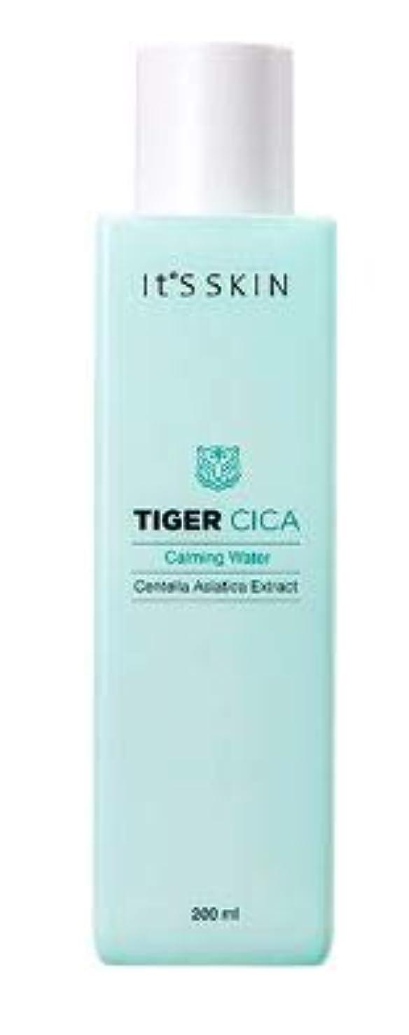 破滅まろやかな料理TIGER CICA CALMING WATER /[イッツスキン] タイガーシカ カーミングウォーター [並行輸入品]