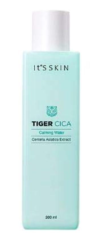 コイン手術眠りTIGER CICA CALMING WATER /[イッツスキン] タイガーシカ カーミングウォーター [並行輸入品]