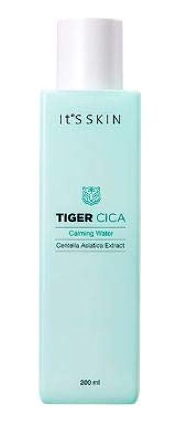 オプショナル主導権ばかげたTIGER CICA CALMING WATER /[イッツスキン] タイガーシカ カーミングウォーター [並行輸入品]