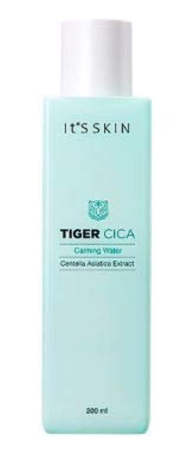 ゆでる睡眠ラインナップTIGER CICA CALMING WATER /[イッツスキン] タイガーシカ カーミングウォーター [並行輸入品]