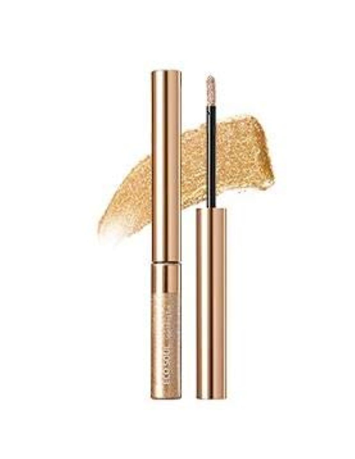 税金赤ちゃん幽霊The Saem Eco Soul Sparkling Eye (03 Golden Glamour) ザセム エコ ソウル スパークリング アイ (03 Golden Glamour) [並行輸入品]