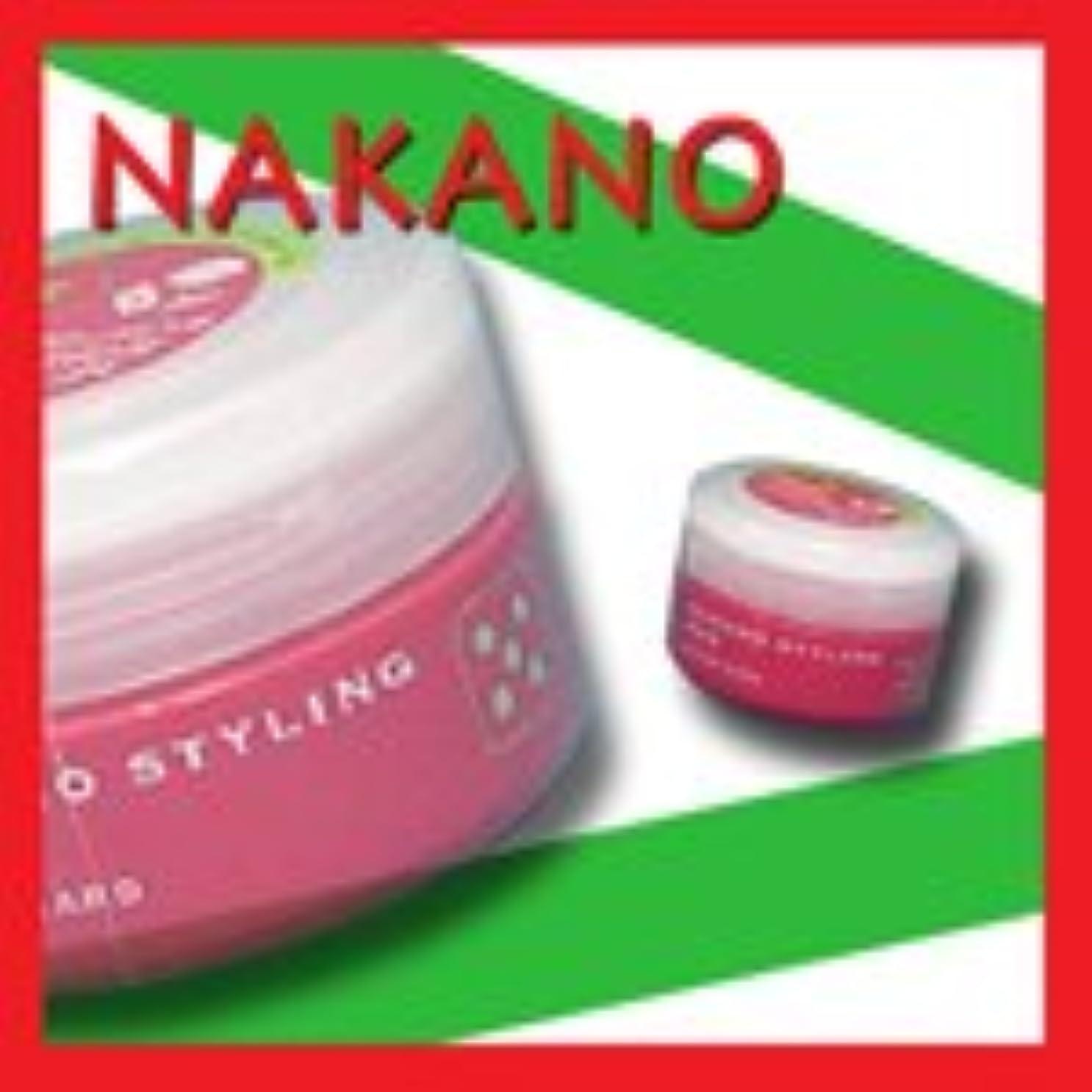 ビスケットシリンダーチケットNAKANO ナカノ WAX no5 (NAKANO ナカノ スタイリング ワックス)