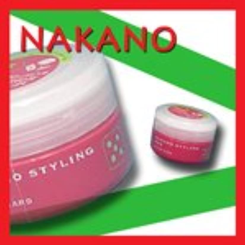 安定しましたベリ木材NAKANO ナカノ WAX no5 (NAKANO ナカノ スタイリング ワックス)