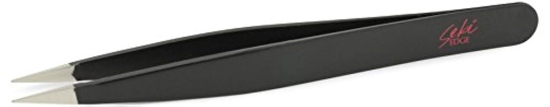 最大限トラック炭素Seki EDGE ステンレス眉毛抜き(ポイントタイプ) SS-501