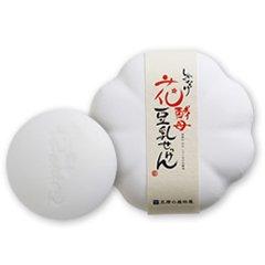 【豆腐の盛田屋】しゃくなげ花酵母豆乳せっけん 50g
