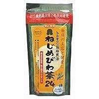 鹿児島県産びわ葉100% ねじめびわ茶24