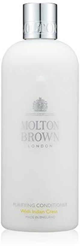 バウンド文明シンカンMOLTON BROWN(モルトンブラウン) インディアンクレス コレクションIC コンディショナー 300ml