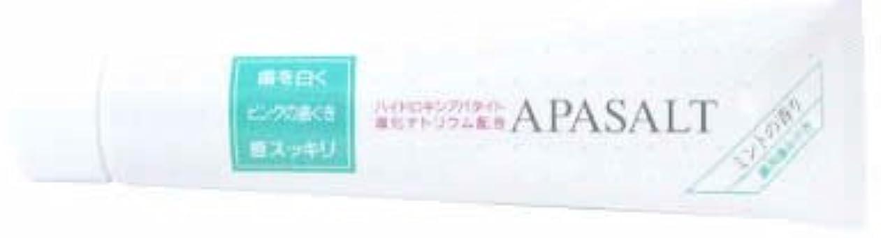 吸収する理容室上昇アパソルト10 薬用歯みがき 120g