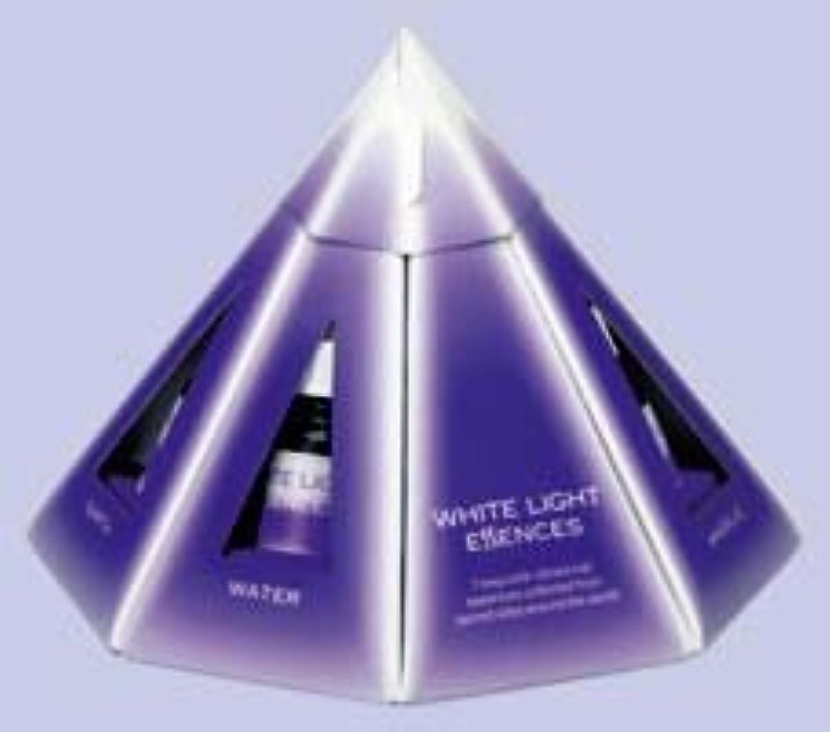 チロ類推オーラルオーストラリアンブッシュ ホワイトライト ピラミッドパック7本セット(CD?和訳入)