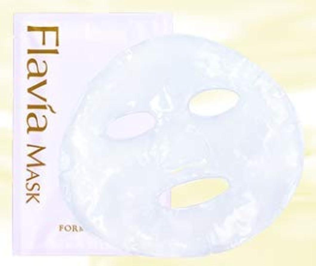 カルシウムいわゆる対称フラビア マスク DX 保湿マスク 〈 1枚入り 〉
