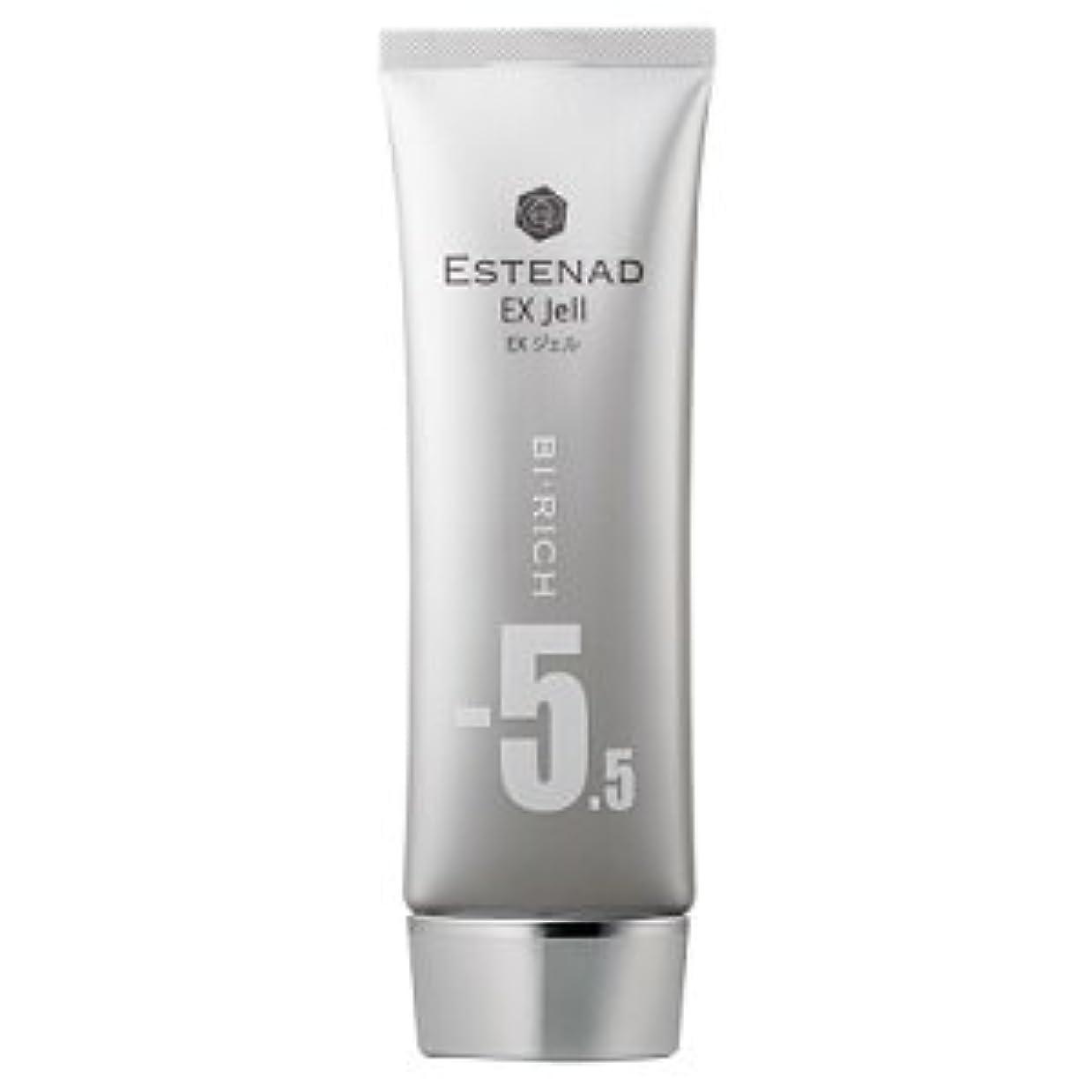 含める使用法行くエステナード EX リッチジェル 70g ジェル状保湿クリーム