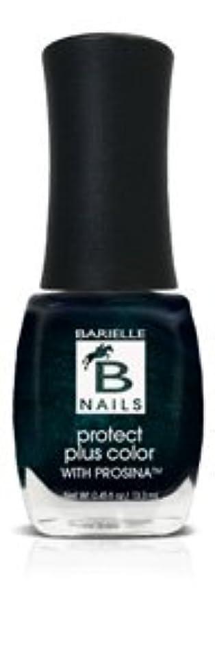 グラディス安らぎ樫の木Bネイルプロテクト+ネイルカラー(プロシーナ付き) - ブラックレンブルー