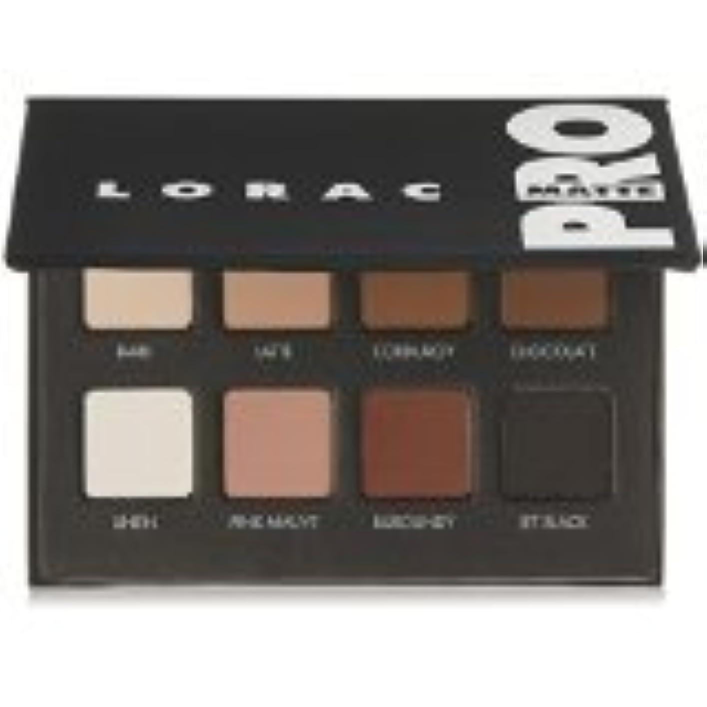 視力扇動保存LORAC PRO Matte Eye Shadow Palette