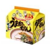 うまかっちゃん  5個パック × 6 ( 30食 )  ハウス食品   ( その他 )