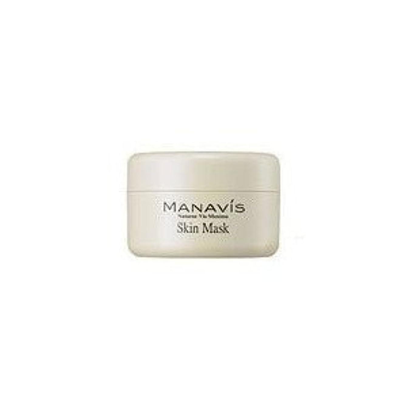 柔和マイル考慮MANAVIS マナビス化粧品 薬用スキンマスク