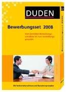Duden Bewerbungsset 2008: Vom korrekten Brwerbungsschreiben bis zum Vorstellungsgespräch