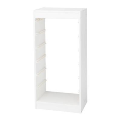 RoomClip商品情報 - ★トロファスト / TROFAST 収納フレーム S /ホワイト[イケア]IKEA(90169914)