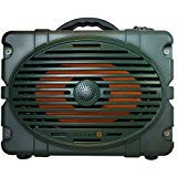 Turtlebox - アウトドアポータブル防水Bluetoothスピーカー | 大音量アウトドアオーディオ | ステレオサウンド用ペア2 (ビーチ、スポーツ、キャンプ、ハンティング、ボートに最適) 充電式バッテリー 20時間寿命
