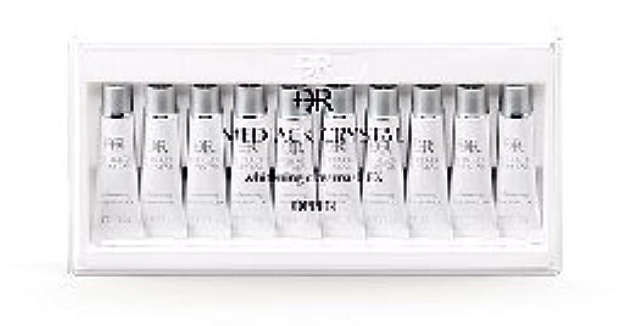 サイズ部族がっかりするオッペン化粧品【OPPEN】 DRメディアッククリスタル ホワイトニングクレイマスク EX 6g×10本