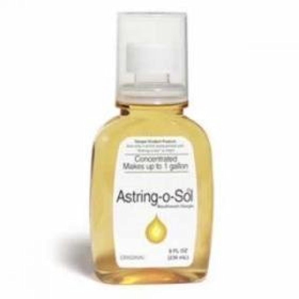 南サイクル回るAstring-O-Sol Concentrated Mouthwash/Gargle, Original - 8 oz Each (PACK OF 3) by ASTRING-O-SOL [並行輸入品]