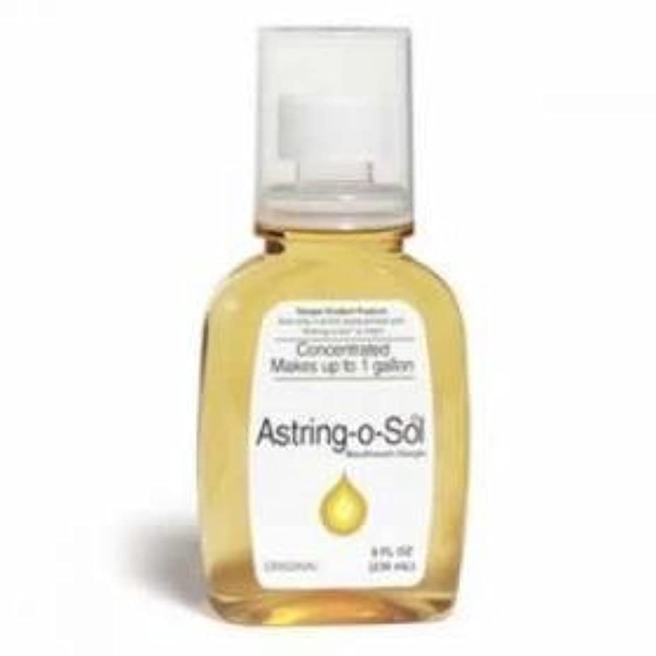 Astring-O-Sol Concentrated Mouthwash/Gargle, Original - 8 oz Each (PACK OF 3) by ASTRING-O-SOL [並行輸入品]