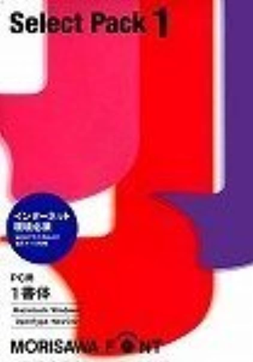出来事エスニックピジンMORISAWA Font Select Pack 1 PC用