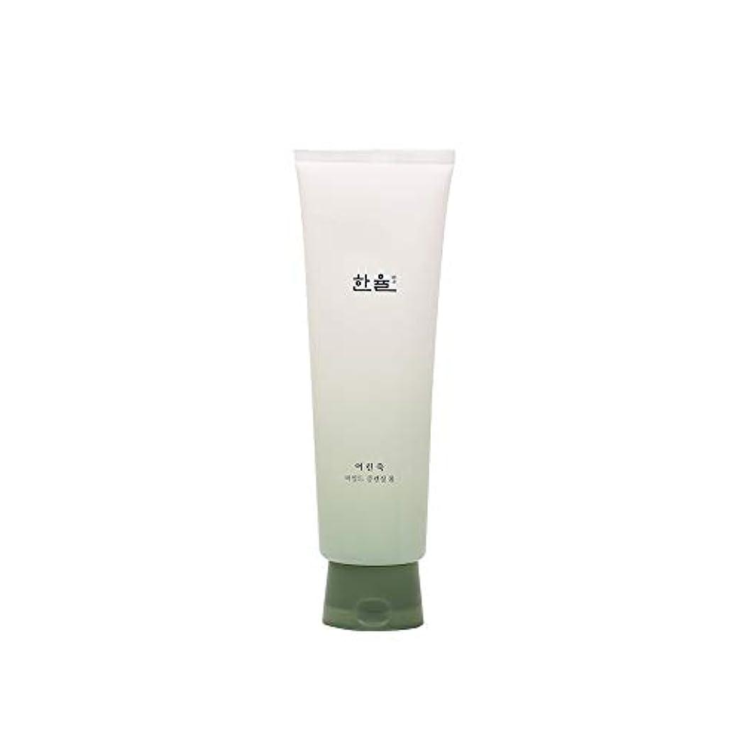水銀の高いカビ【HANYUL公式】 ハンユル ヨモギマイルドクレンジングフォーム 170ml / anyul Pure Artemisia Mild cleansing foam 170ml