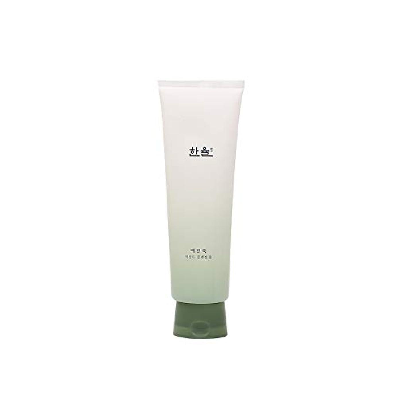 ごちそう分散連合【HANYUL公式】 ハンユル ヨモギマイルドクレンジングフォーム 170ml / anyul Pure Artemisia Mild cleansing foam 170ml