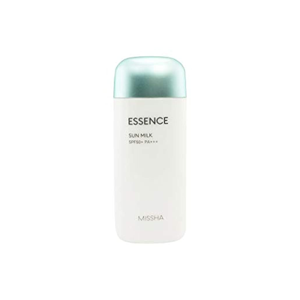 第鎮静剤解釈的Missha All-around Safe Block Essence Sun Milk Spf50+/pa+++ 70ml [並行輸入品]