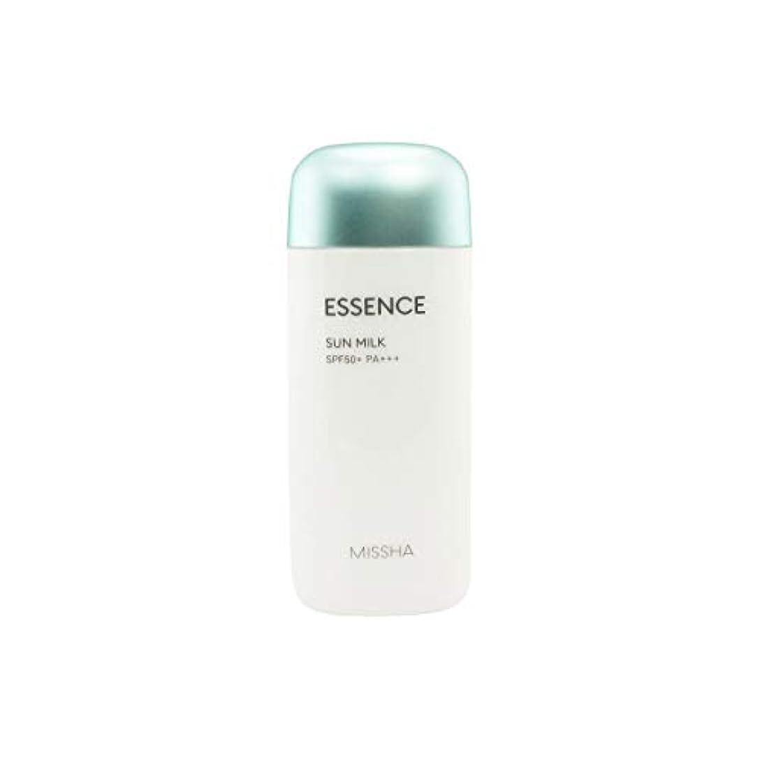 廃棄するマスタード被るMissha All-around Safe Block Essence Sun Milk Spf50+/pa+++ 70ml [並行輸入品]