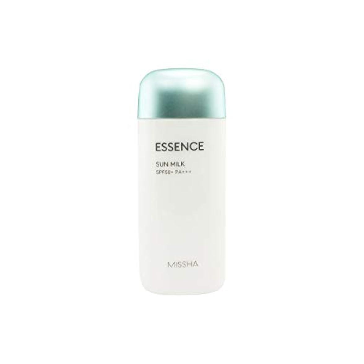 メンテナンス一般的に言えばおじいちゃんMissha All-around Safe Block Essence Sun Milk Spf50+/pa+++ 70ml [並行輸入品]