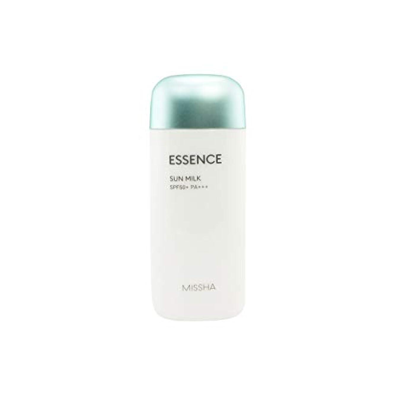 吸い込む蒸し器慢性的Missha All-around Safe Block Essence Sun Milk Spf50+/pa+++ 70ml [並行輸入品]
