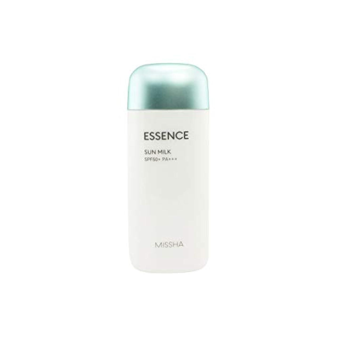 カテゴリーピストン吐くMissha All-around Safe Block Essence Sun Milk Spf50+/pa+++ 70ml [並行輸入品]