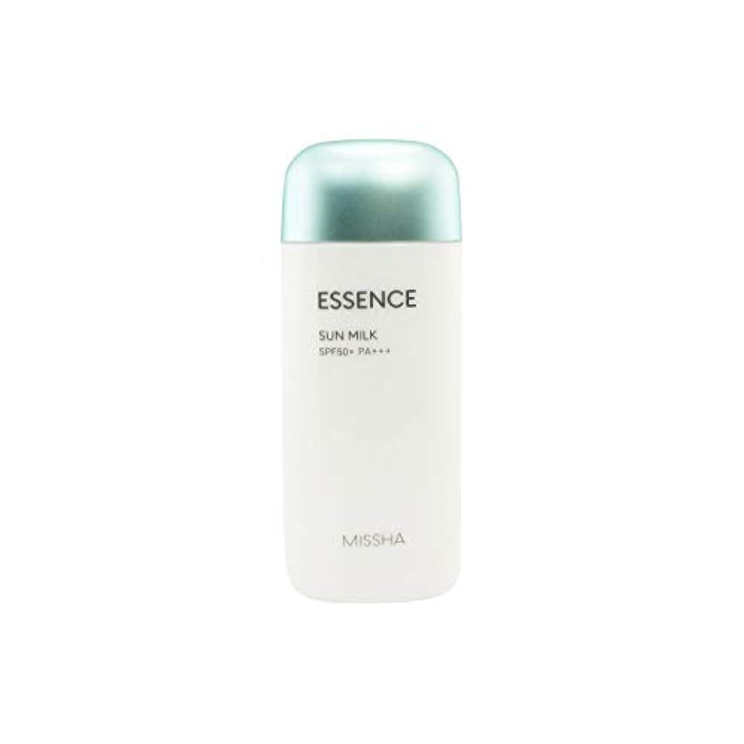 くま輪郭静脈Missha All-around Safe Block Essence Sun Milk Spf50+/pa+++ 70ml [並行輸入品]